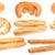 collage · menú · alimentos · frutas · salud - foto stock © erierika