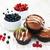 groselha · comida · fruto · grupo - foto stock © es75