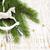 hintaló · rusztikus · karácsony · dekoráció · öreg · fából · készült - stock fotó © es75