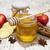 свежие · меда · специи · яблоки · продовольствие - Сток-фото © Es75