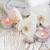 Spa · орхидеи · сжигание · свечей · соль · зеленый - Сток-фото © es75