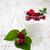framboesa · iogurte · delicioso · framboesas · topo · grego - foto stock © es75