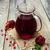 pitcher of pomegranate juice stock photo © es75