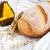 tarwe · meel · voedsel · achtergrond · tabel · witte - stockfoto © es75