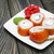 zenzero · wasabi · ristorante · cena · rosso · bianco - foto d'archivio © es75