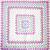 tığ · işi · battaniye · büyükanne · kareler · ahşap · uzay - stok fotoğraf © es75