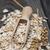 schep · haver · houten · donkere · geschilderd · geïsoleerd - stockfoto © es75
