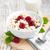 sürahi · süt · meyve · meyve · beyaz - stok fotoğraf © es75