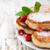 strawberry pancakes stock photo © es75