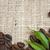 kahve · yaprakları · yaratıcı · fotoğraf · kahve · fincanı · gri - stok fotoğraf © es75