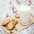 çikolata · yonga · kurabiye · süt · taze - stok fotoğraf © es75