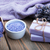 handmade lavender soap and salt stock photo © es75