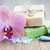 verde · sabão · orquídea · folhas - foto stock © es75