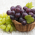 красный · Purple · белый · виноград · корзины - Сток-фото © es75