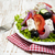frescos · griego · ensalada · orgánico · ingredientes · verde - foto stock © es75