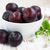 blue plums in a bowl stock photo © es75
