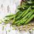 basket with fresh peas stock photo © es75