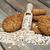 cookies · haver · oude · houten - stockfoto © Es75