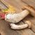 ヤマドリタケ属の食菌 · キノコ · 木製 · 苔 · 木製のテーブル - ストックフォト © es75