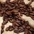 kávé · vászon · zsák · fehér · természet · ital - stock fotó © es75
