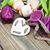 tulips and easter eggs stock photo © es75