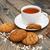 чай · деревянный · стол · домашний · Cookies · Vintage - Сток-фото © es75