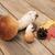 lezzetli · bir · mantar · türü · mantar · yenilebilir · kuruş - stok fotoğraf © es75