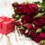 hermosa · rosas · caja · de · regalo · corazón · romántica · regalo - foto stock © es75