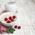 gabona · müzli · málna · egészséges · reggeli · étel - stock fotó © es75