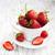 organikus · eprek · fehér · csésze · érett · piros - stock fotó © es75