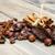 csokoládé · fűszer · kávé · tej · cukorka · sötét - stock fotó © es75