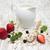yogurt · cereali · muesli · fresche · fragole · banana - foto d'archivio © es75