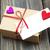 bağbozumu · hediye · kutusu · paket · eski · ahşap · kâğıt - stok fotoğraf © es75