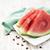 Ломтики · красный · арбуза · текстуры · зеленый · цвета - Сток-фото © es75
