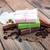 kawy · mydło · wykonany · ręcznie · drewna - zdjęcia stock © es75