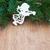 銀 · シンボル · クリスマス · ツリー · 装飾 · 葉 - ストックフォト © es75