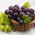 köteg · piros · lila · fehér · szőlő · kosár - stock fotó © es75