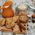 стекла · банку · Cookies · белый · продовольствие · шоколадом - Сток-фото © es75