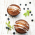 muffinok · frissen · sült · érett · áfonya · fa · asztal - stock fotó © Es75