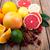 かんきつ類の果実 · シンボル · グループ · 新鮮な · オレンジ · レモン - ストックフォト © es75