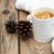 зима · чай · изолированный · белый · Cookie · кружка - Сток-фото © es75