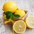 limões · cesta · natureza · fruto · verão - foto stock © Es75