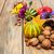 autumn pumpkins and nuts stock photo © es75