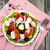 vers · Grieks · salade · organisch · ingrediënten · groene - stockfoto © es75