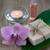 feito · à · mão · sabão · barras · rosa · estância · termal - foto stock © es75
