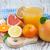 柑橘類 · 果物 · 葉 · オーガニック · 暗い · ヴィンテージ - ストックフォト © es75