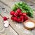 fresh organic radish stock photo © es75