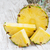 fresh slice pineapple stock photo © es75