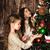 Рождества · ожидание · подарки · свет · фон · красный - Сток-фото © es75