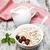 здорового · мюсли · завтрак · орехи · изюм · высушите - Сток-фото © es75
